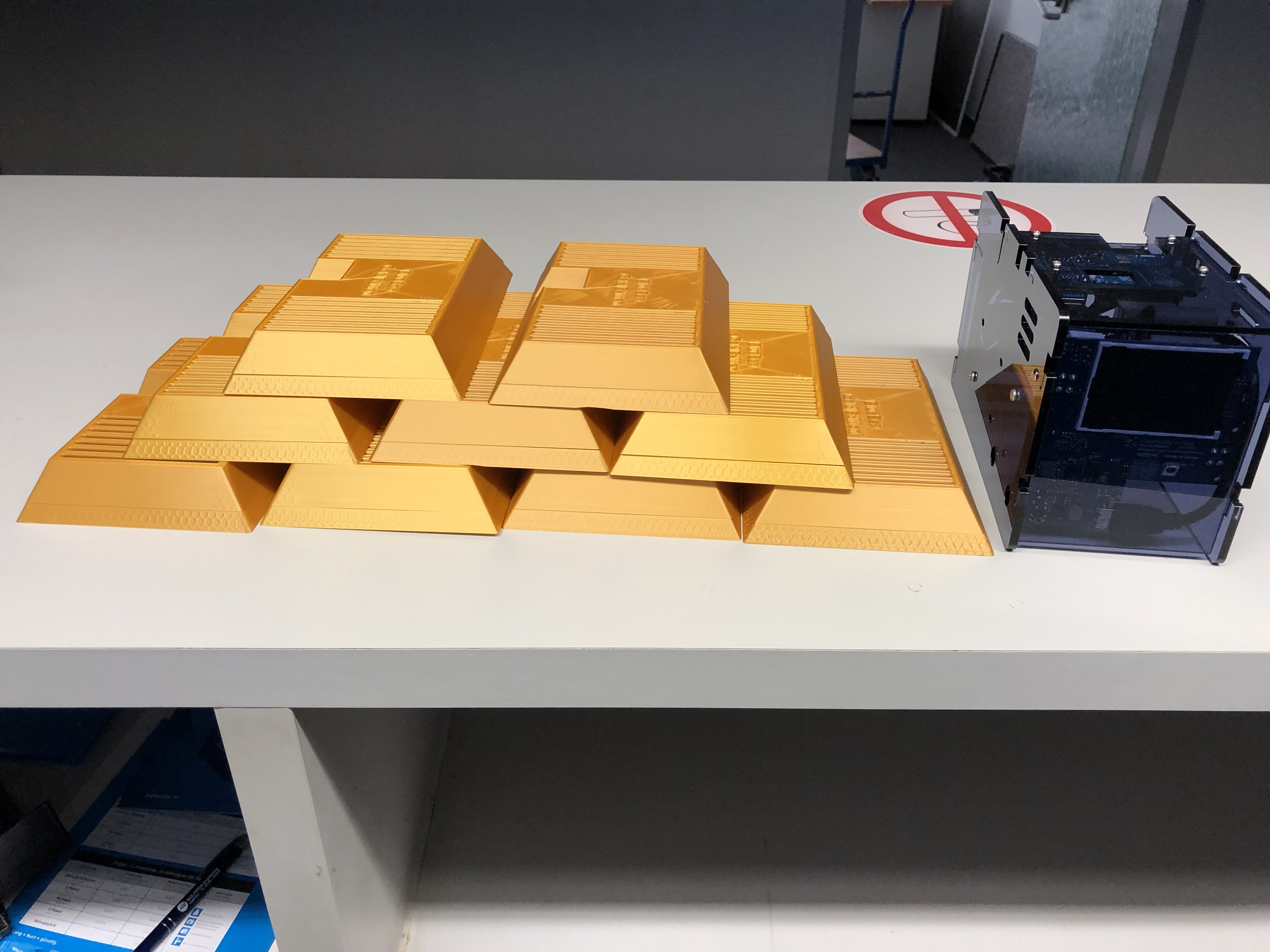 Bluebox Gold Classic PW users only