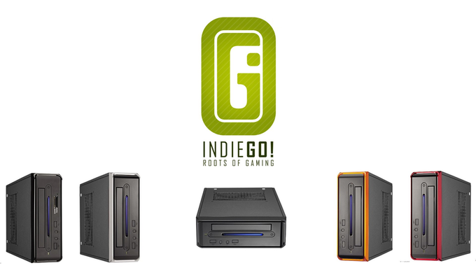 indieGO! Gaming system